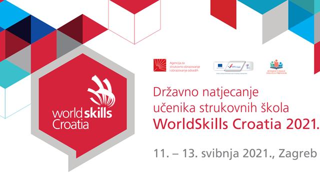 Počelo je WorldSkills Croatia 2021. natjecanje